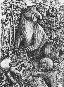 cryptozoologique (BIG fOOT, Monstre du Loch Ness....) Gazeka